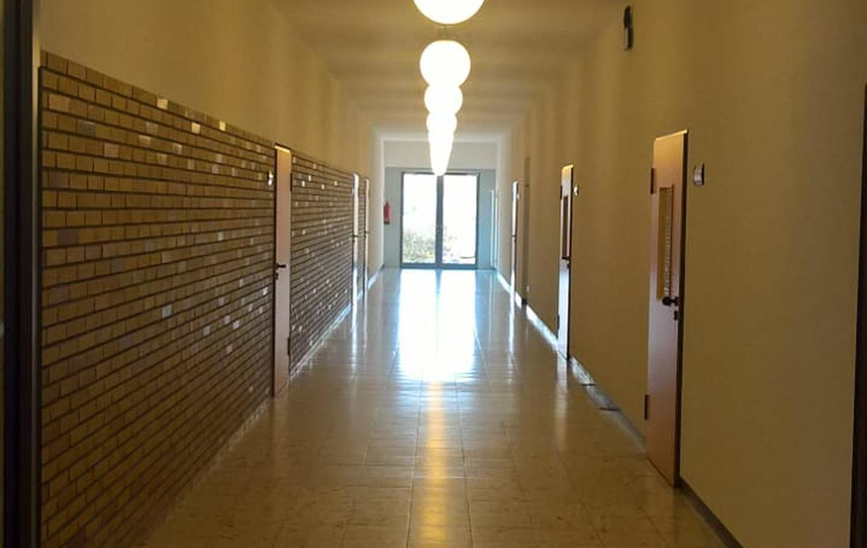 Gestaltung Der Wände In Den Fluren Der Kirchbergschule Königheim